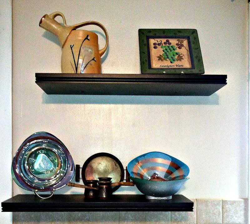 Home Depot Floating Shelf