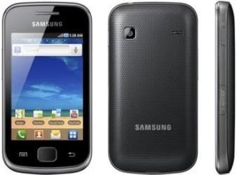 Samsung galaxy Gio GTS5660