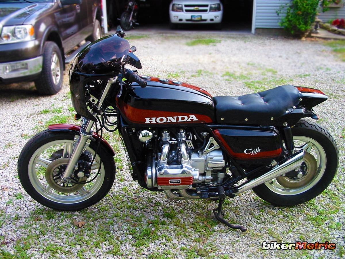 custom honda gl1000 goldwing | jeff adams