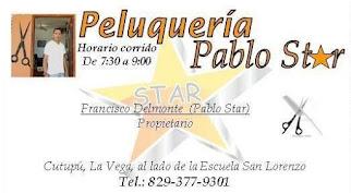 Peluqueria Pablo Star