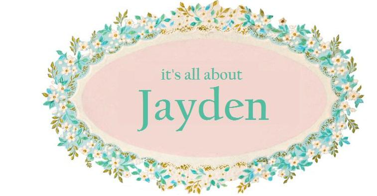 It's All About Jayden