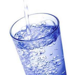 air putih segar