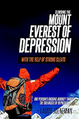 Climbing the Mount Everest of Depression - 14 June