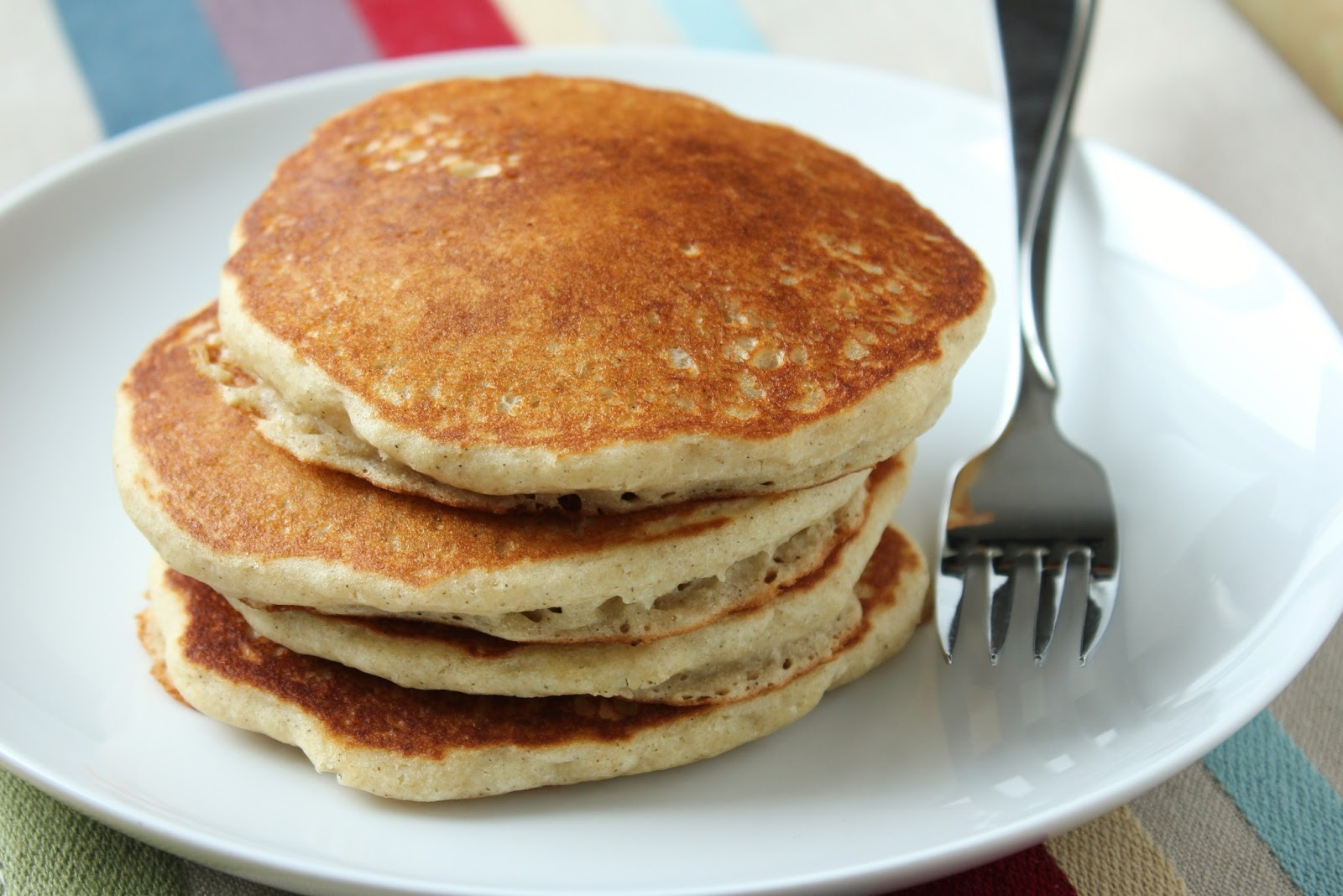 ... as it Looks: Fructose-Free Mock Maple Syrup! with Fluffy Pancakes