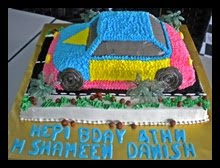 Order~Birthday Cake 9