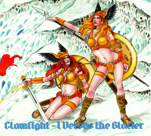 Clamfight - I Versus the Glacier