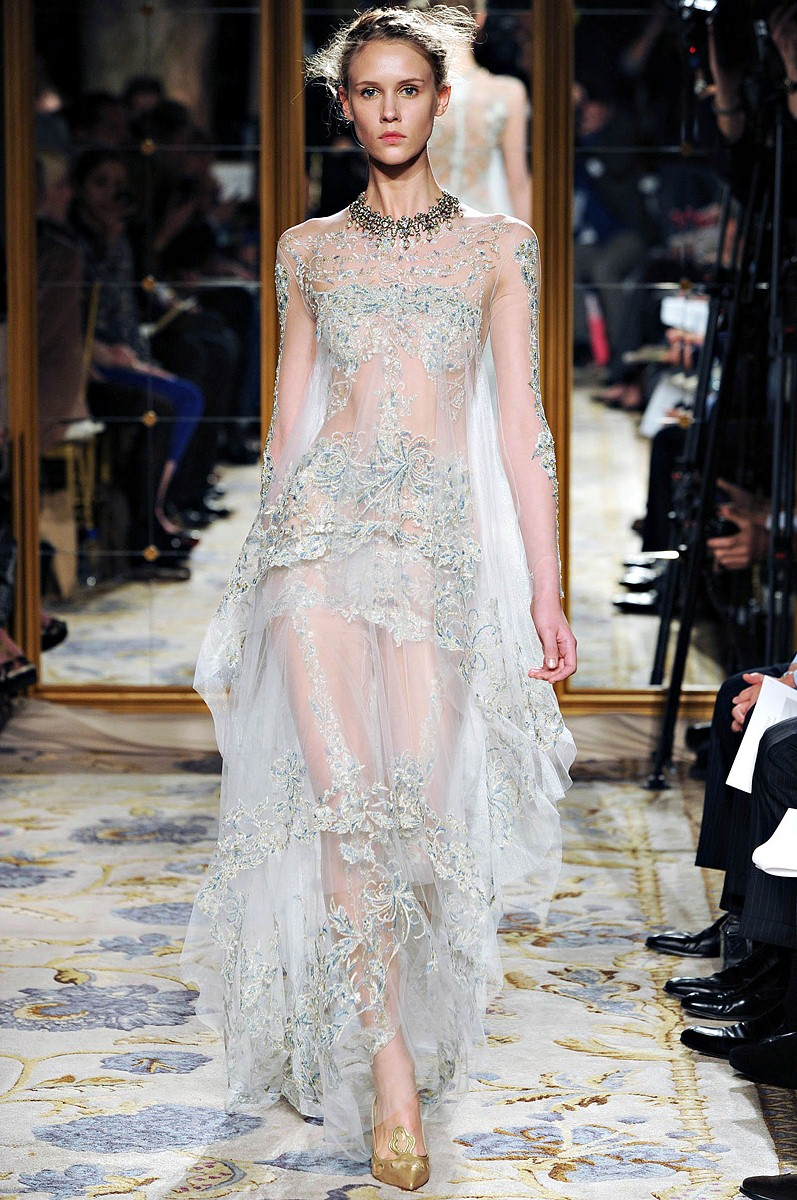 marchesa rtw fw2012 runway 16 215007733302 What Will Sonam Kapoor Wear at Cannes This Year? Sonam Kapoor red carpet designers cannes