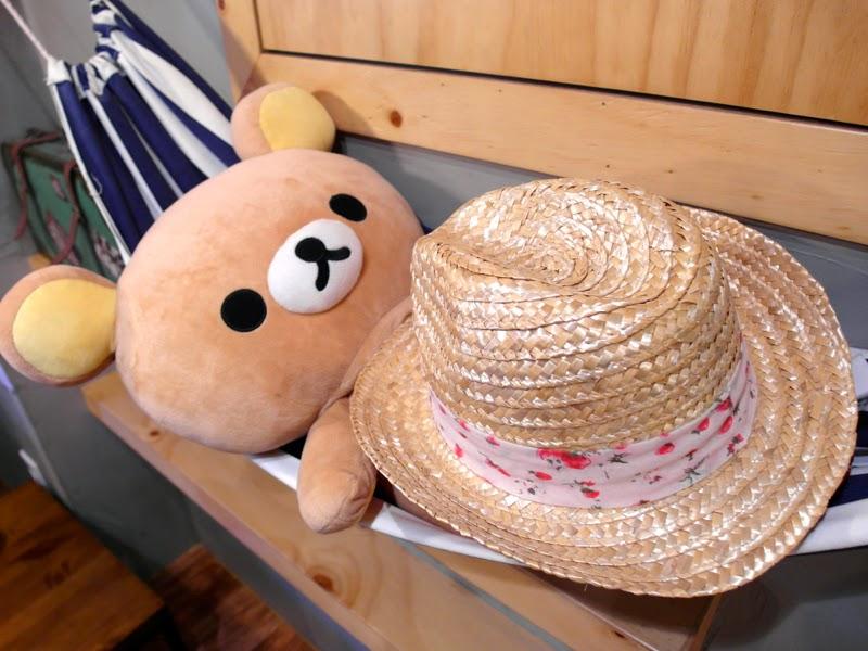 Ewha Summer Studies capiloomloom Rilakkuma Cafe Seoul South Korea lunarrive travel blog