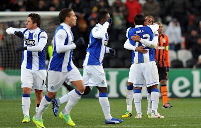 Shakthar Donetsk 0 - 2 FC Porto (3)