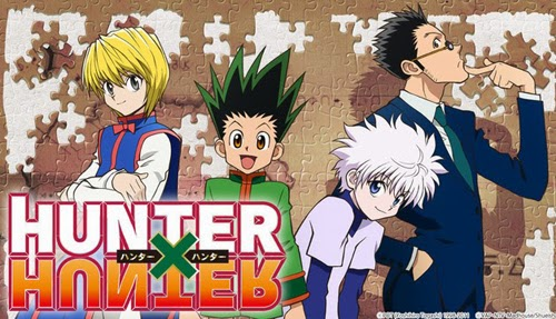 Kata-Kata Mutiara di Anime Hunter x Hunter