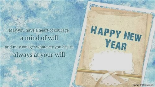 Best Happy New Year Messages For Friendship 2015