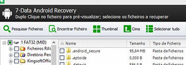 7-Data Android Recover