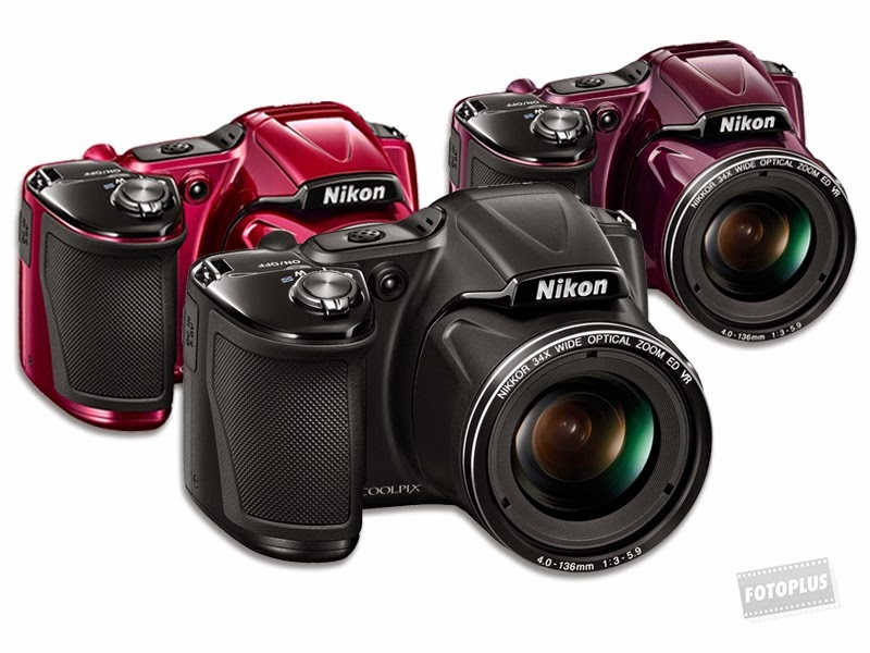 Nikon Coolpix L830 review, Nikon Coolpix L830, nikon prosumer camera, kamera prosumer, bridge camera, superzoom camera, new nikon camera, Full HD video,