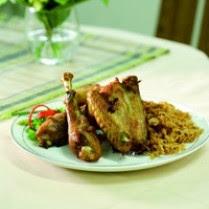 Ayam Kampung Goreng Kremes