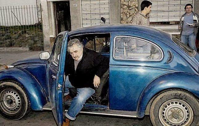 سيارة أفقر رئيس في العالم