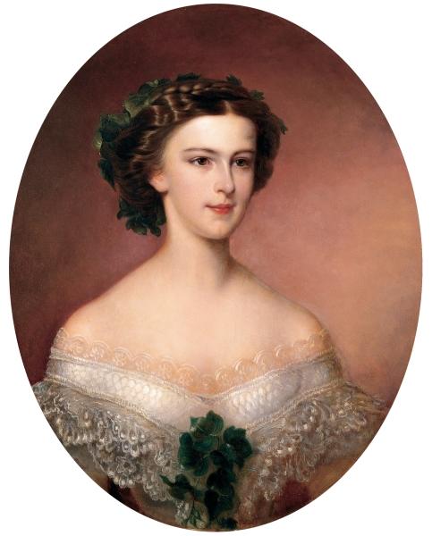 Empress Sisi of Austria