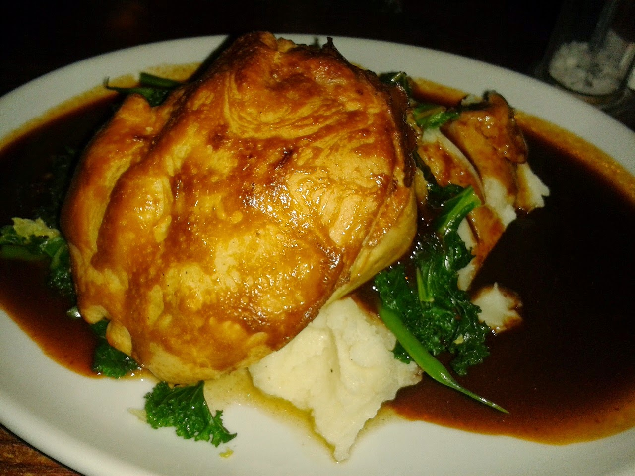 Punch Tavern Rabbit Pie Review