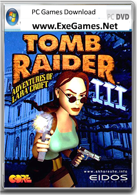 Tomb Raider 3 Adventures Of Lara Croft PC Game