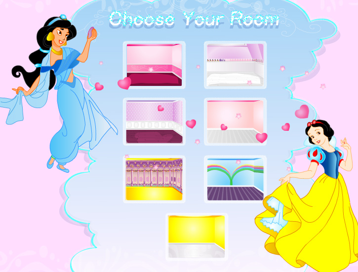 Free Kids Games Princess Room Decoration Game Enjoy Girls