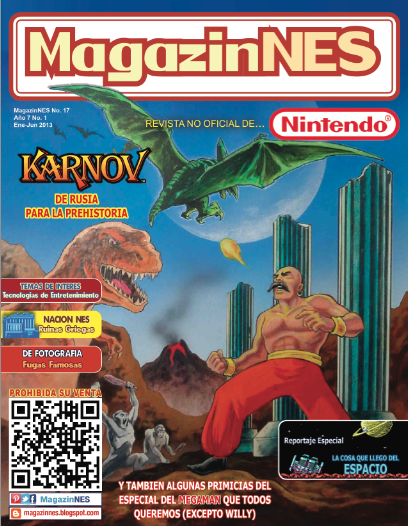 MagazinNES No. 17