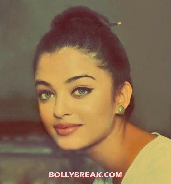, Aishwarya Rai Unseen Pics - Young Days 1994