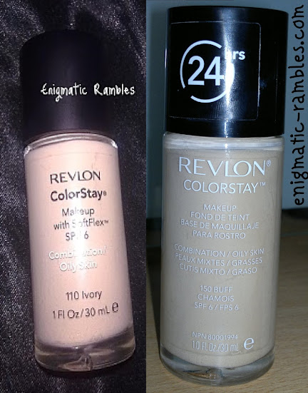 revlon-colorstay-foundation-review-swatch-110-ivory-150-buff