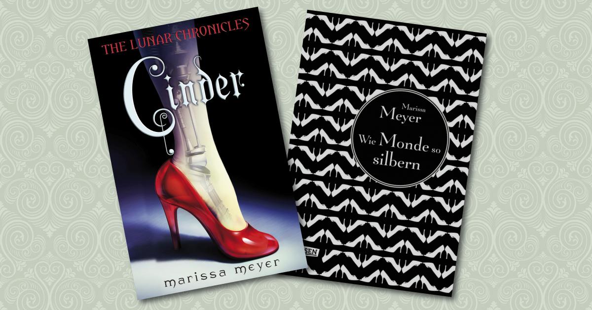 Cinder / Wie Monde so silbern - Marissa Meyer