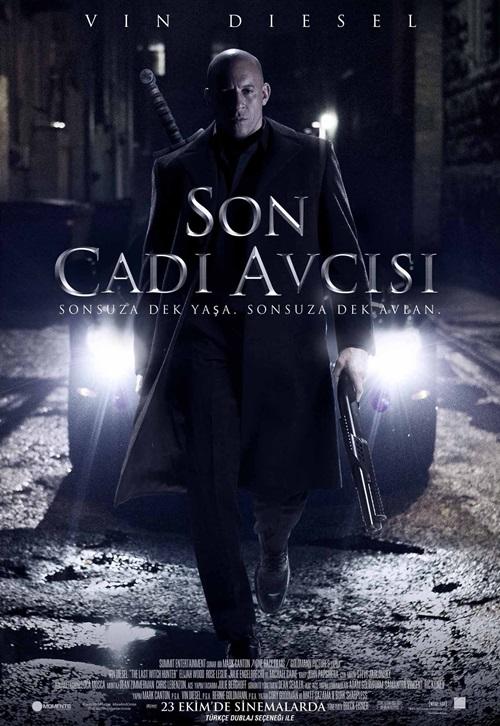 Son Cadı Avcısı (2015) Film indir