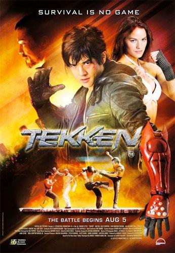 Descarga  Tekken: La Pelicula
