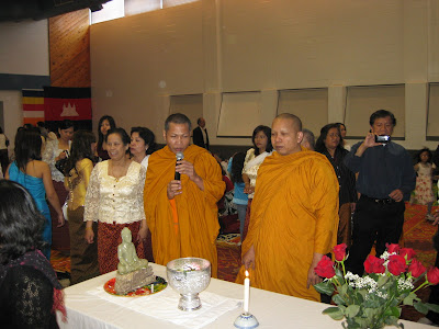 Khmer New Year Celebration, April 16, 2011