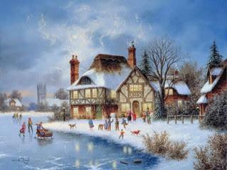 Božićne slike čestitke besplatne pozadine