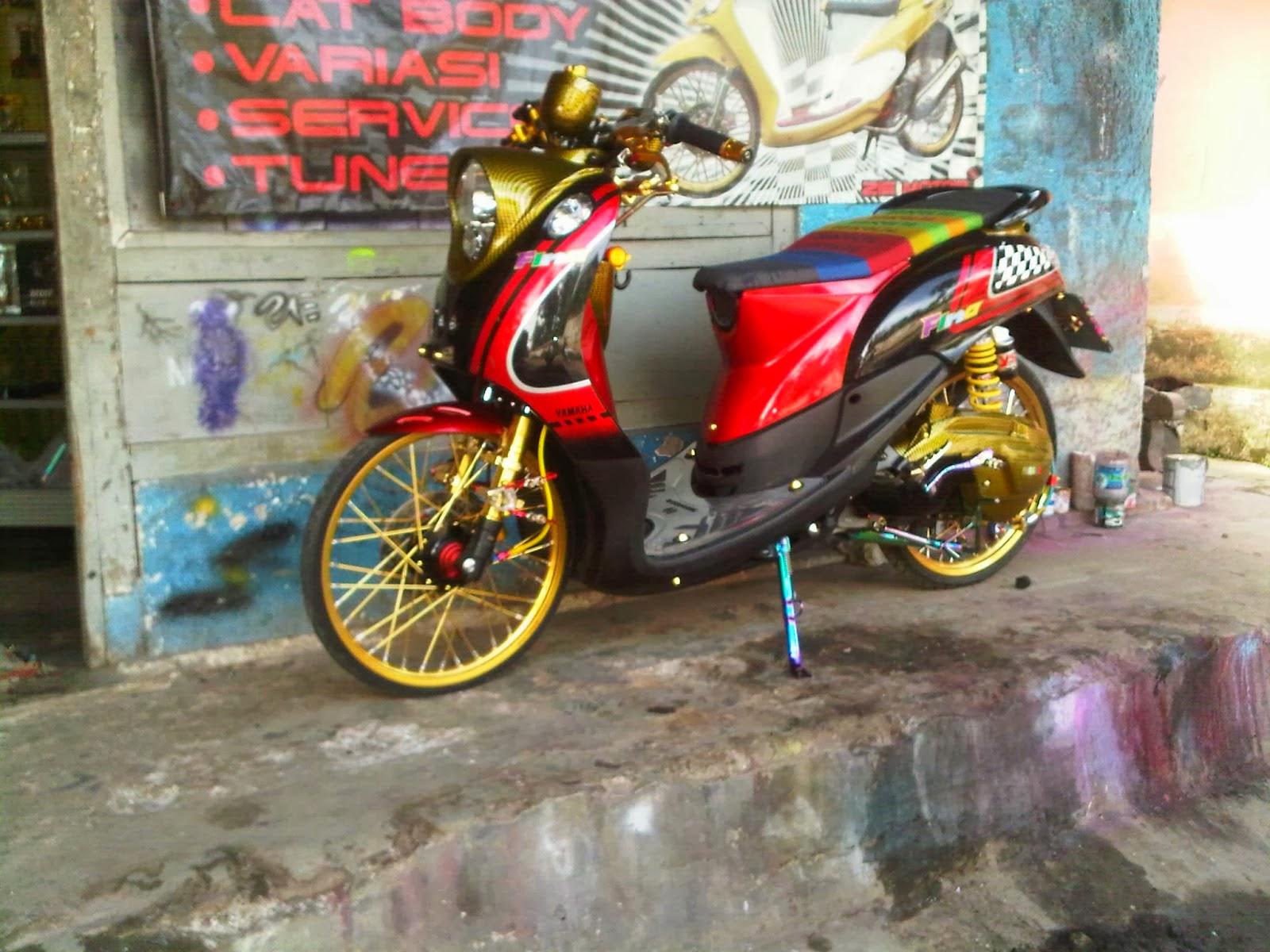 kumpulan motor thailook style
