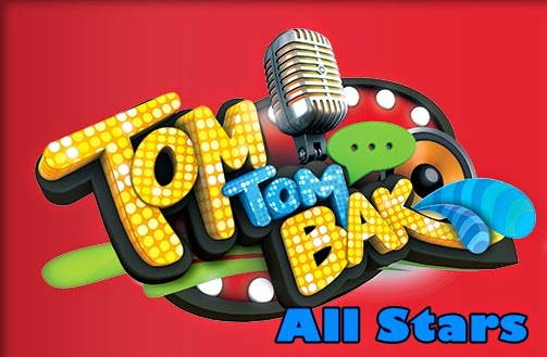Tom Tom Bak All Stars 2014, review sinopsis Tom Tom Bak All Stars, persembahan artis Elfira Loy, Hela Monica, gambar Tom Tom Bak All Stars, Datuk Aznil Nawawi dan Jehan Muse pengacara Tom Tom Bak All Stars