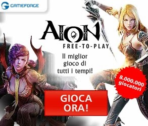Aion download il miglor MMORPG fantasy