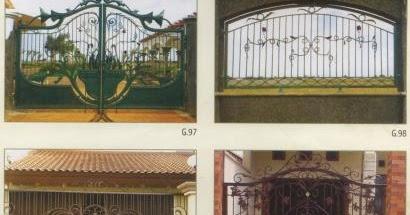 inspirasi dalam memilih pagar rumah minimalis artikel