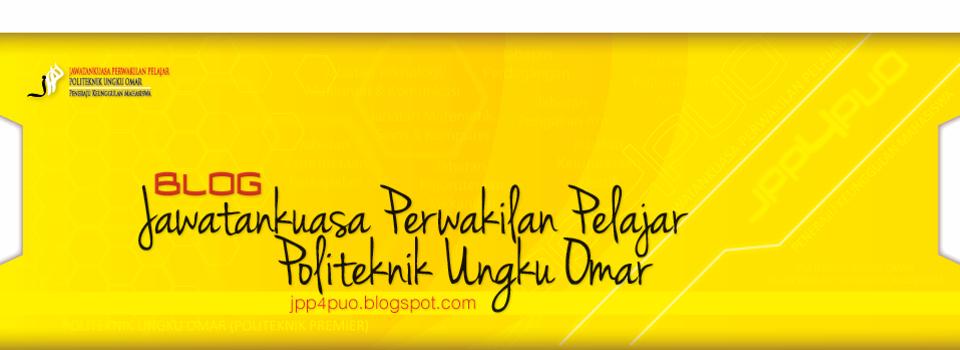 Jawatankuasa Perwakilan Pelajar (JPP) Politeknik Ungku Omar 2013