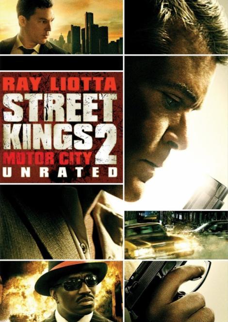 Reyes de la Calle 2 [Street Kings 2] DVDR Menu Full [Español Latino] ISO NTSC [2011]