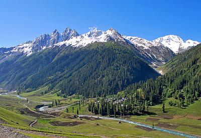 kashmir-the-heaven-on-earth, kashmir-mountain-photo, kashmir-river