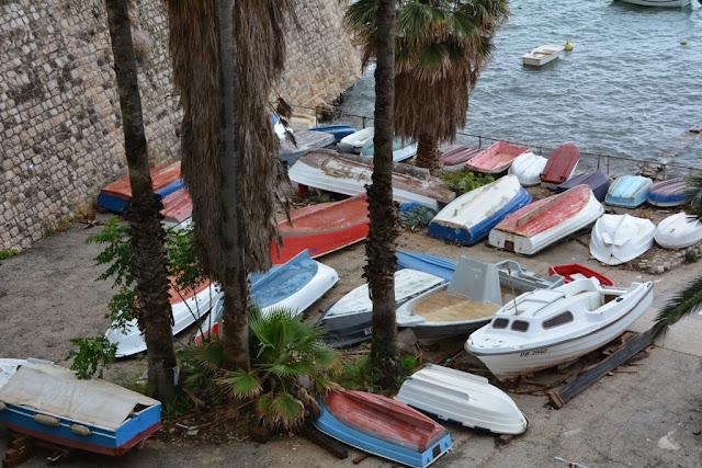 Port of Dubrovnik sloops