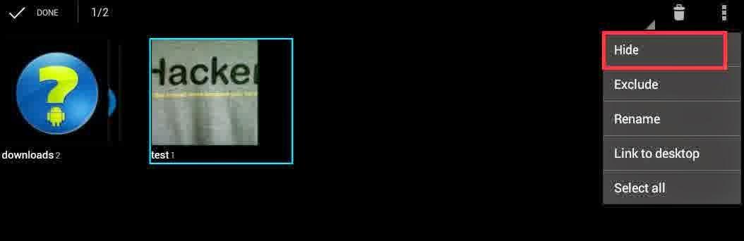 Cara Menyembunyikan Video dan Foto di Hp Android Anda