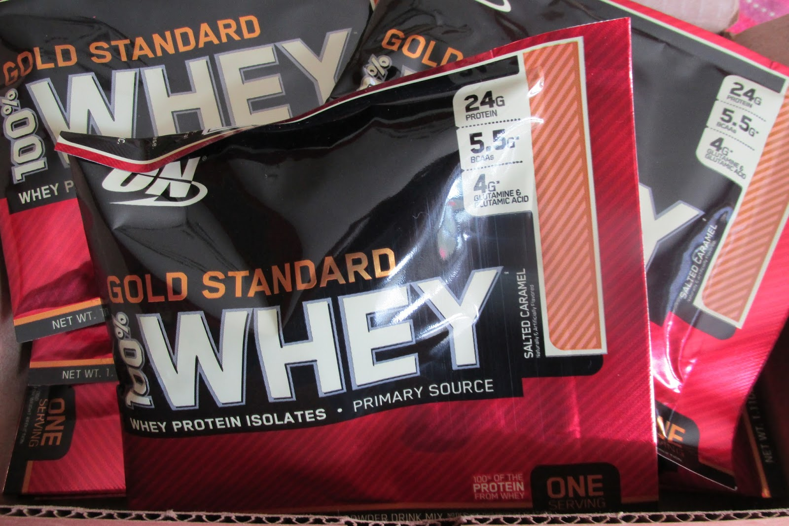 Gold Standard Whey Protein Vs Natural Whey