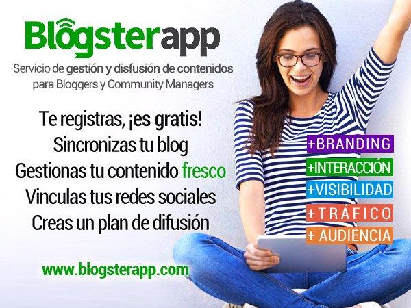 BlogsterApp, el arma secreta de Doctor Ojiplático