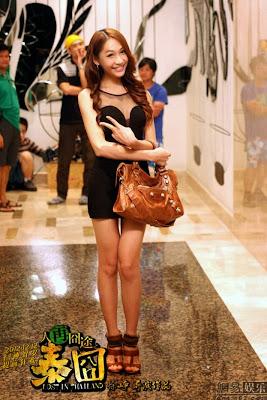 Rose waria tercantik thailand main di film lost in thailand