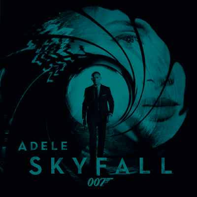 Adele - Skyfall 007 Theme lyrics