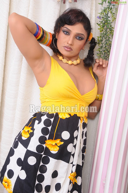 Actress Ramya Sri Armpit Show Photos