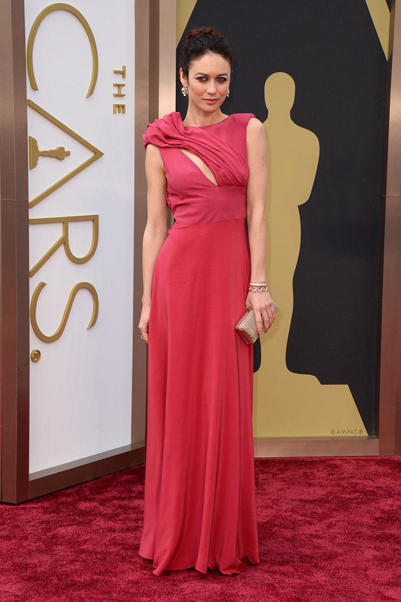 Olga Kurylenko Oscar 2014