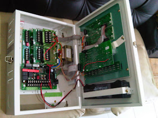 Master Control Fire Alarm System Convensional