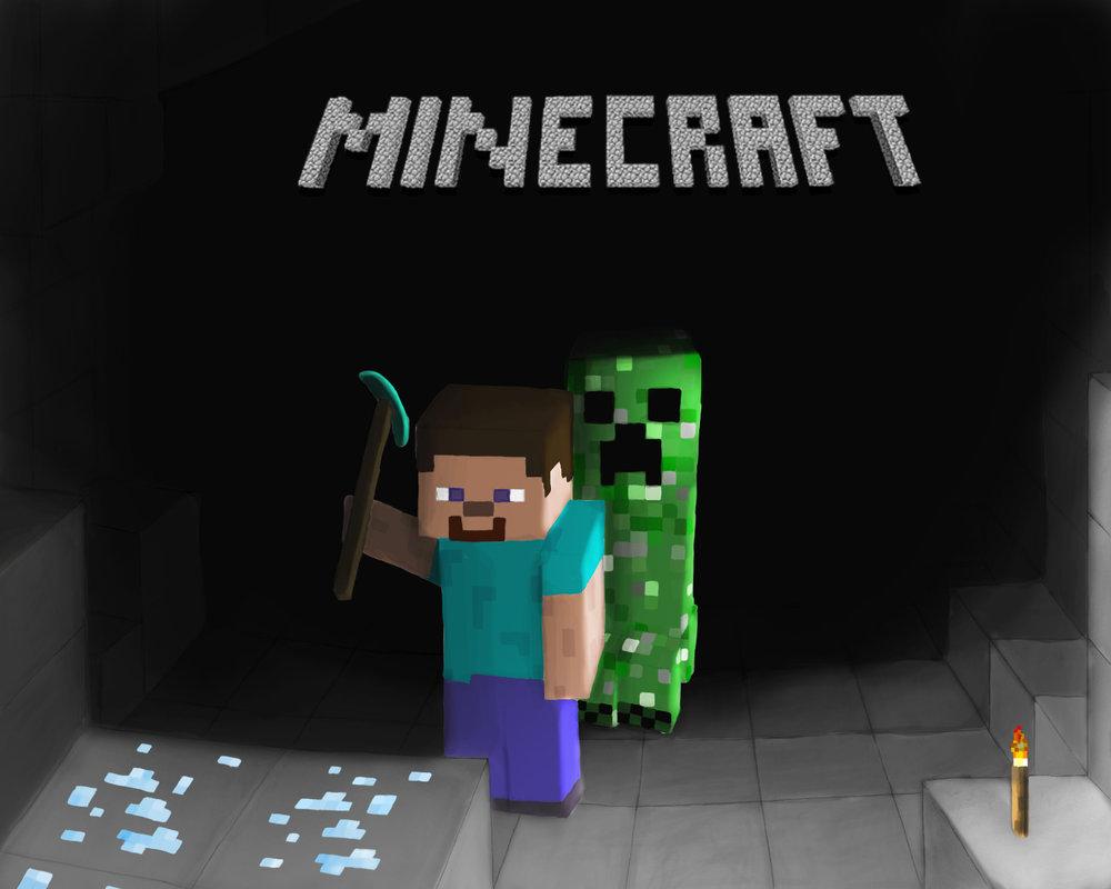 2 players minecraft pc