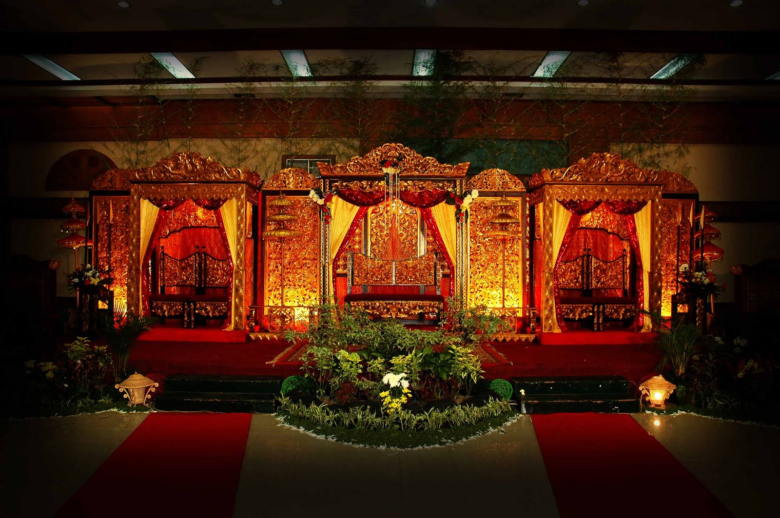 Wallpaper backgrounds indian wedding stage decoration for Back ground decoration
