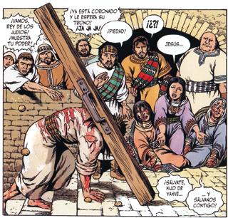 Ben Hur Integral, de Jean Ives Mitton, edita Ponent Mon comic histórico / judíos y romanos / Navidad / Cristo / EL Mesías